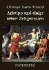 Christoph Martin Wieland,Aristipp und einige seiner Zeitgenossen