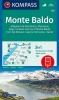 ,Monte Baldo  1:25 000