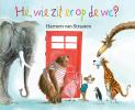 <b>Harmen van Straaten</b>,Hé, wie zit er op de wc ?