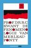 , R.C. Prof. Dr. Kwant,Fenomenologie van Merlaeu-Ponty
