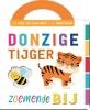 ,<b>Donzige tijger, zoemende bij</b>
