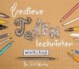 Julia  Woning,Creatieve tekentechnieken workshop