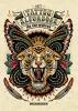 <b>Megamunden</b>,Het tattoo kleurboek