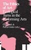 <b>Guy  Cools, Pascal  Gielen, Richard  Shusterman, Benjamin  Verdonck</b>,The ethics of art