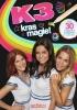 ,K3 kras magie! kleurboek