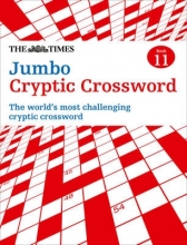 The Times Jumbo Cryptic Crossword Book 11