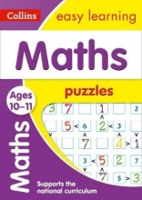 Collins Easy Learning,   Peter Clarke Maths Puzzles Ages 10-11