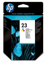 , Inktcartridge HP C1823D 23 kleur