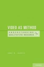 Anne M. Harris Video as Method