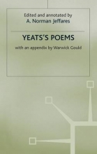 A. Norman Jeffares Yeats`s Poems