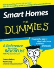 Briere, Danny Smart Homes For Dummies
