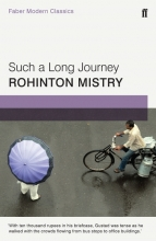 Rohinton,Mistry Faber Modern Classics Such a Long Journey
