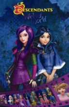 Garrido, Alberto Disney Descendants Wicked World Wish Granted Cinestory Comic, Volume 1