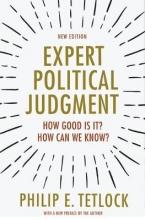 Philip E. Tetlock Expert Political Judgment