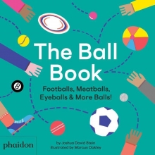 Joshua David Stein , The Ball Book