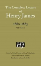 James, Henry The Complete Letters of Henry James, 1880-1883
