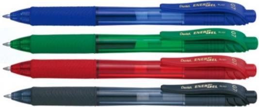 , Gelschrijver Pentel Energel-X groen 0.4mm