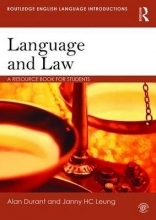 Alan Durant,   Janny, HC Leung Language and Law