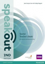 Comyns-Carr, Jane Speakout Starter. Teacher`s Guide with Resource & Assessment Disc Pack