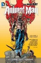 Lemire, Jeff Animal Man 1