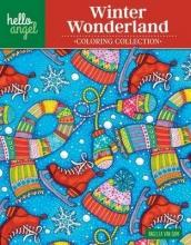 Angelea van Dam Hello Angel Winter Wonderland Coloring Collection