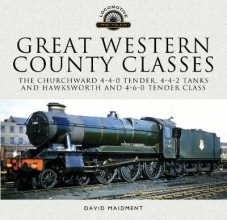 David Maidment Great Western, County Classes