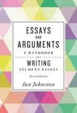 Ian Johnston Essays and Arguments