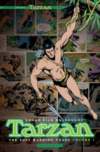 Dubois, Gaylord Tarzan Archives: The Russ Manning Years 1