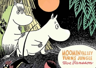 Jansson, Tove Moominvalley Turns Jungle