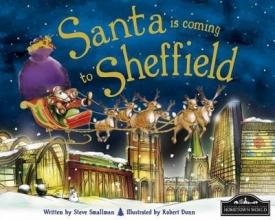 Smallman, Steve Santa is Coming to Sheffield