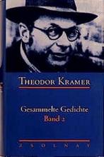 Kramer, Theodor Gesammelte Gedichte 2