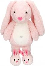 , Princess mimi, knuffel nelly, 40 cm, lichtroze