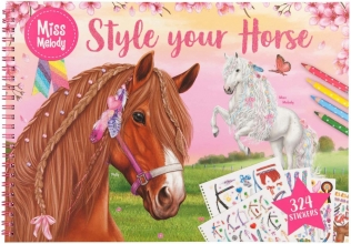 , Miss melody style your horse