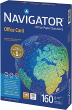 , Kopieerpapier Navigator Office Card A4 160gr wit 250vel