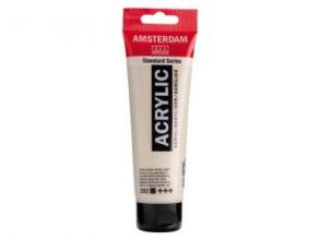 , Talens amsterdam acrylverf tube 120 ml napelsgeel rood licht 292