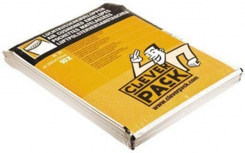 , Envelop CleverPack luchtkussen nr20 370x480mm wit 10stuks