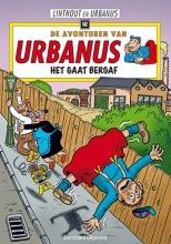 Willy  Linthout Urbanus Het gaat bergaf 162