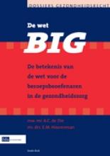 A.C. de Die, E.M.  Hoorenman De Wet BIG