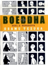 Tezuka Boeddha 3 Devadatta
