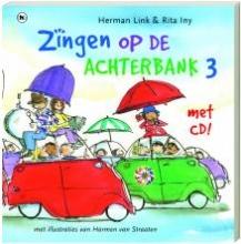 Link, Herman / Iny, Rita Zingen op de achterbank