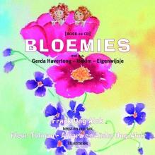 Frank  Ong-Alok Bloemies. Boek + CD
