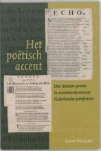 J. Vrieler , Het poetisch accent