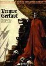 Rosinski,,Grzegorz/ Dufaux,,Jean Klaagzang Vd Verloren Gewesten