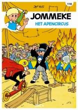 Nys,,Jef Jommeke 119