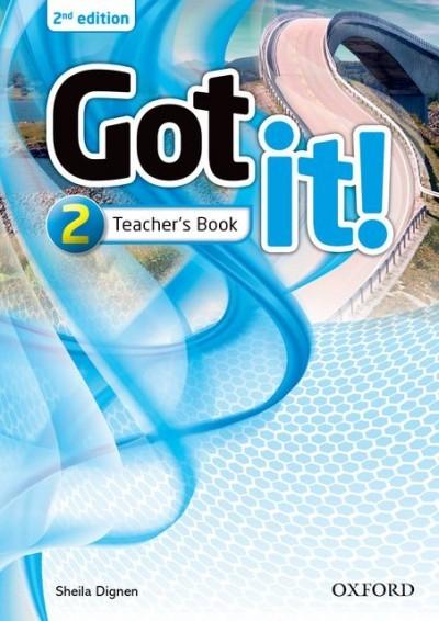 ,Got It! 2: Teacher`s Book Pack