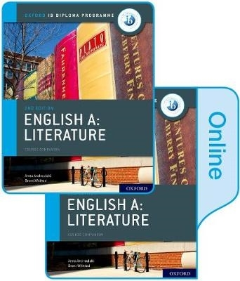 Androulaki, Anna,IB English A: Literature Print and Online Course Book Pack