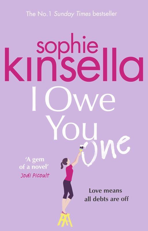 Kinsella, Sophie,I Owe You One