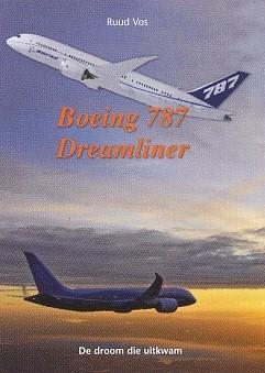 Ruud  Vos,Boeing 787 Dreamliner