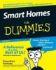 Danny Briere, Pat Hurley, Smart Homes For Dummies