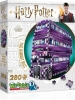 <b>W3d-0507</b>,Wrebbit 3d puzzle - happy potter - the night bus - 280